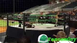 Bullet Club vs New Heavenly Bodies