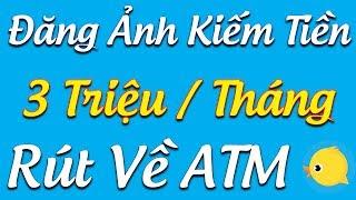 Chụp Ảnh Kiếm Tiền 3 Triệu Lương Cứng Mỗi Tháng App Yippi - LVT   Kiếm Tiền Online