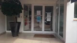 코로나 이후 남아공 요하네스버그 헬스장 내부