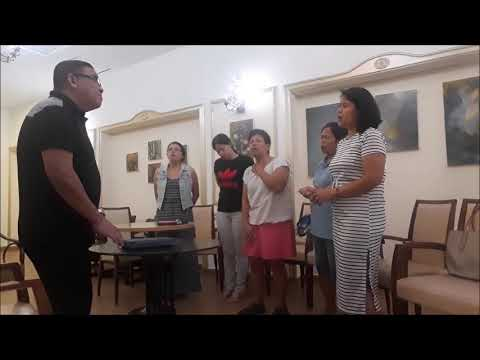 Rewards For God's People Message#64 Outreach Ramat Efal