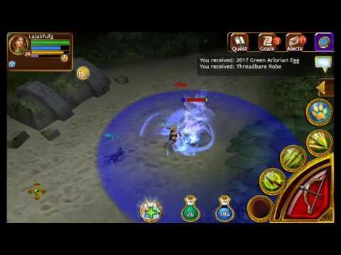 Killing Captain Hately - Arcane Legends 7