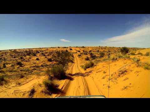 Video 367 - Simpson Desert-French Line after Knolls Track