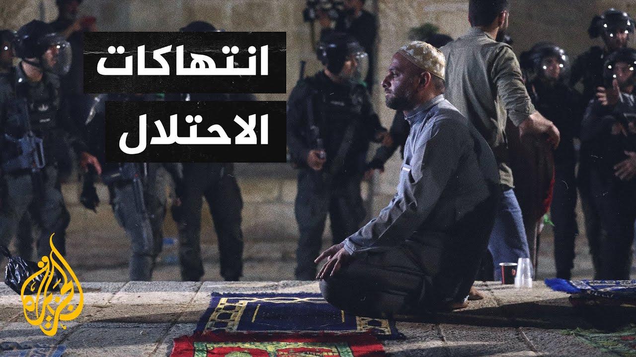 الهلال الأحمر الفلسطيني: ارتفاع إصابات مواجهات الأقصى إلى 205  - نشر قبل 55 دقيقة