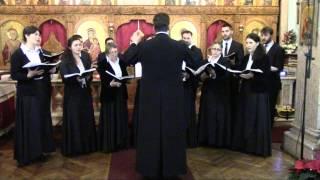 """Corala """"Cântăm Domnului"""": Marire-ntru cele-nalte"""