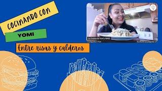 Entre Risas y Calderos: Cocinando con Yomi