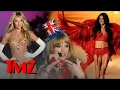 Victoria's Secret Models and Taylor Swift!! | TMZ