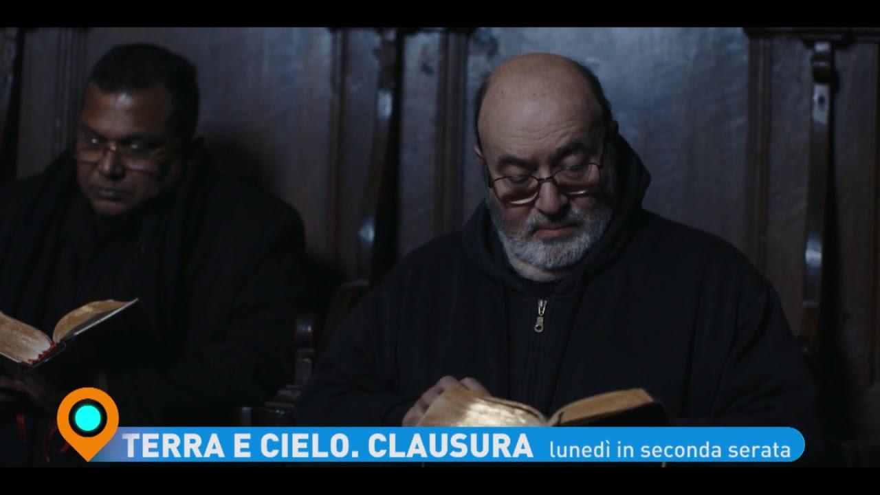 """""""Terra e Cielo. Clausura"""" lunedì 25 gennaio in seconda serata su Tv2000"""