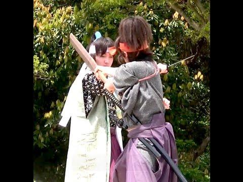 Miyamoto Musashi Festival  Ganryujima Duel Samurai Duel
