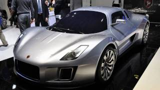2011 Gumpert Tornante By Touring (2011 Geneva Auto Show)