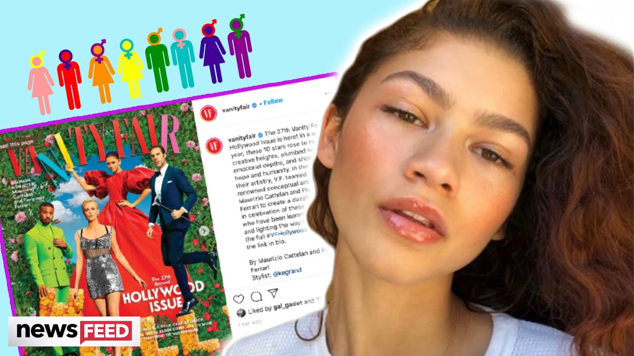 Zendaya CORRECTS Inappropriate Interview Question!