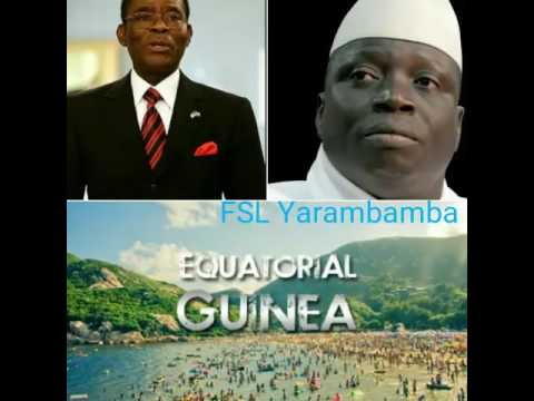 Yahya Jammeh Has Been Granted Asylum In Equatorial Guinea