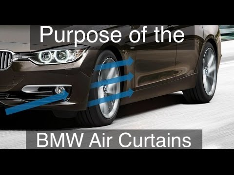 Purpose Of Air Curtains And Breathers On New Bmws Houston