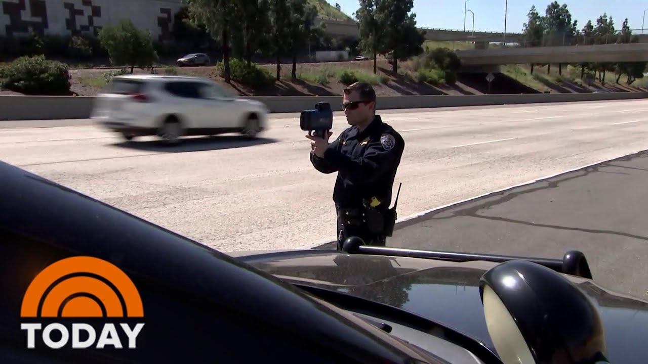 Drivers Hitting Triple-Digit Speeds On Open Roads During Coronavirus Pandemic   TODAY