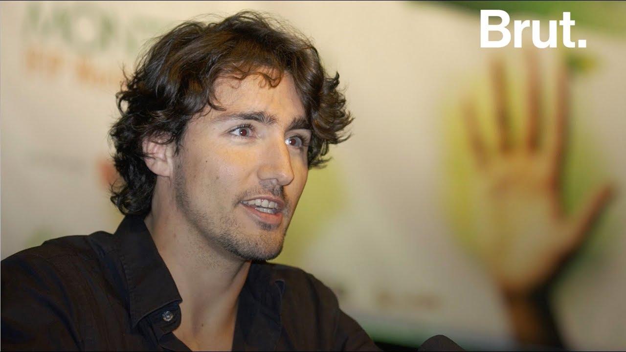Portrait de Justin Trudeau
