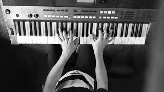 Israel houghton Me haces feliz Cover Piano by José Adán Chamorro.