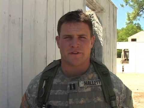 Infantry Basic Training 1-50 Bravo Co. Part 1