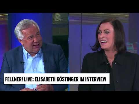 Fellner! Live: Interview mit Elisabeth Köstinger
