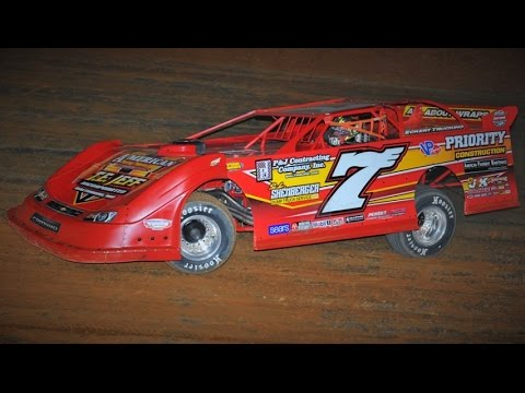 WoO Late Model Heat 4 at Merritt Speedway on 8-28-16