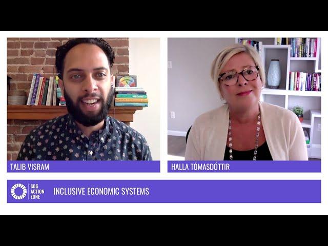 Panel – Inclusive Economic Systems