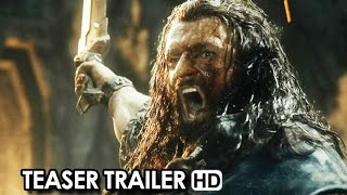 the hobbit the battle of the five armies official teaser trailer 2014 hd