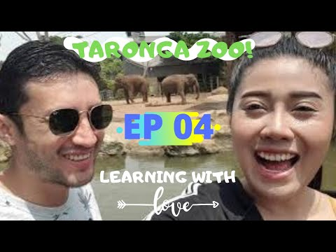 !THE BEST ZOO EVER IN AUSTRALIA! LEARNING with LOVE EP 04 มาดู Animals ออสเตรเลีย.