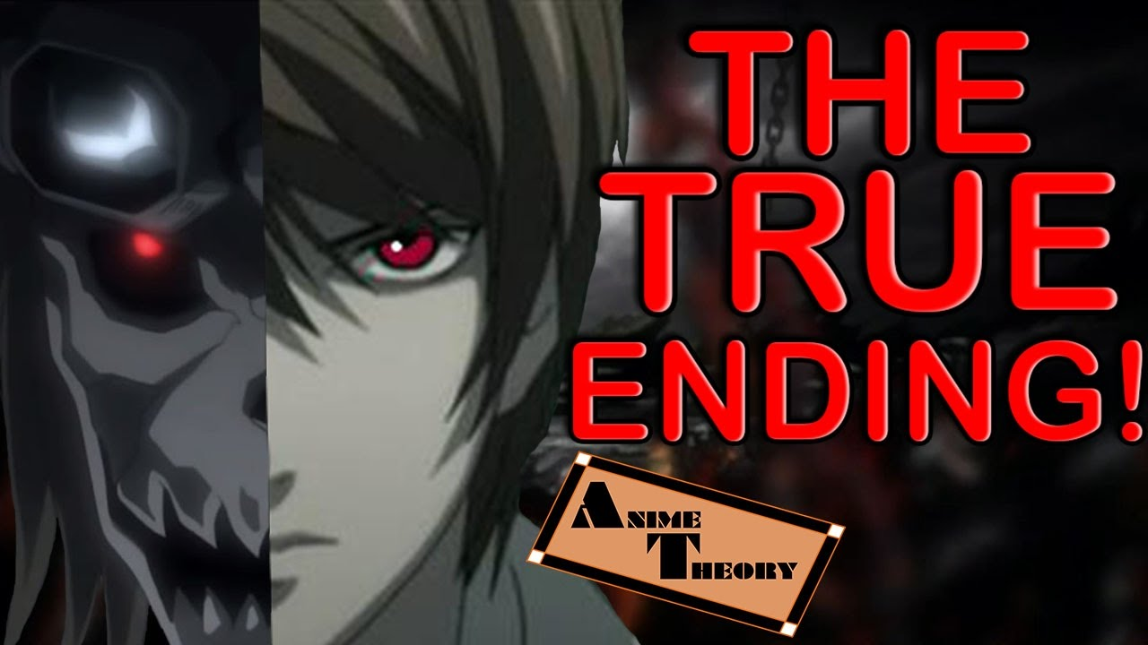 Anime Theory: The Fate of Light (Death Note Theory) - YouTube