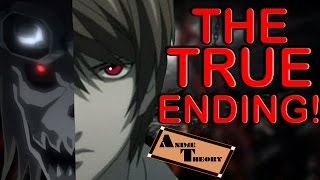 Anime Theory: The Fate of Light (Death Note Theory)