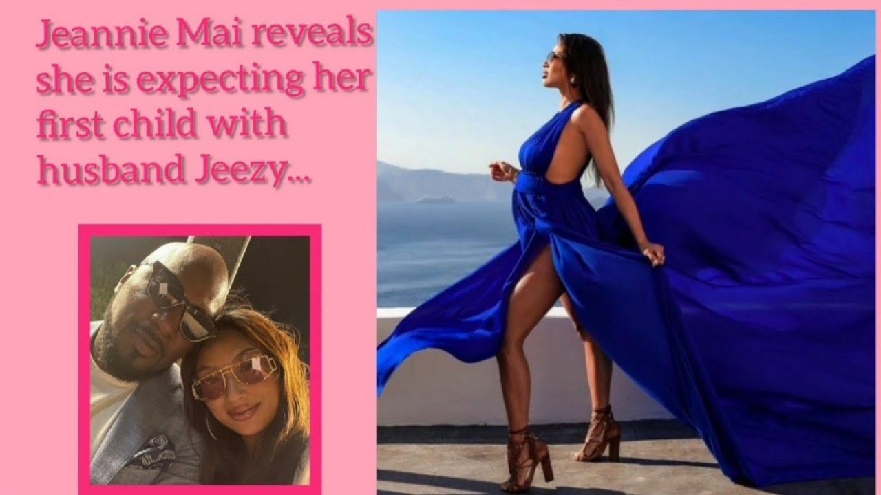 Jeannie Mai is pregnant, expecting first child with husband Jeezy