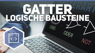 Gatter - Logische Bausteine & Schaltnetze 1 ● Gehe auf SIMPLECLUB.DE/GO & werde #EinserSchüler
