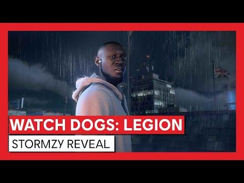 Watch Dogs: Legion x Stormzy Reveal | Ubisoft [DE]
