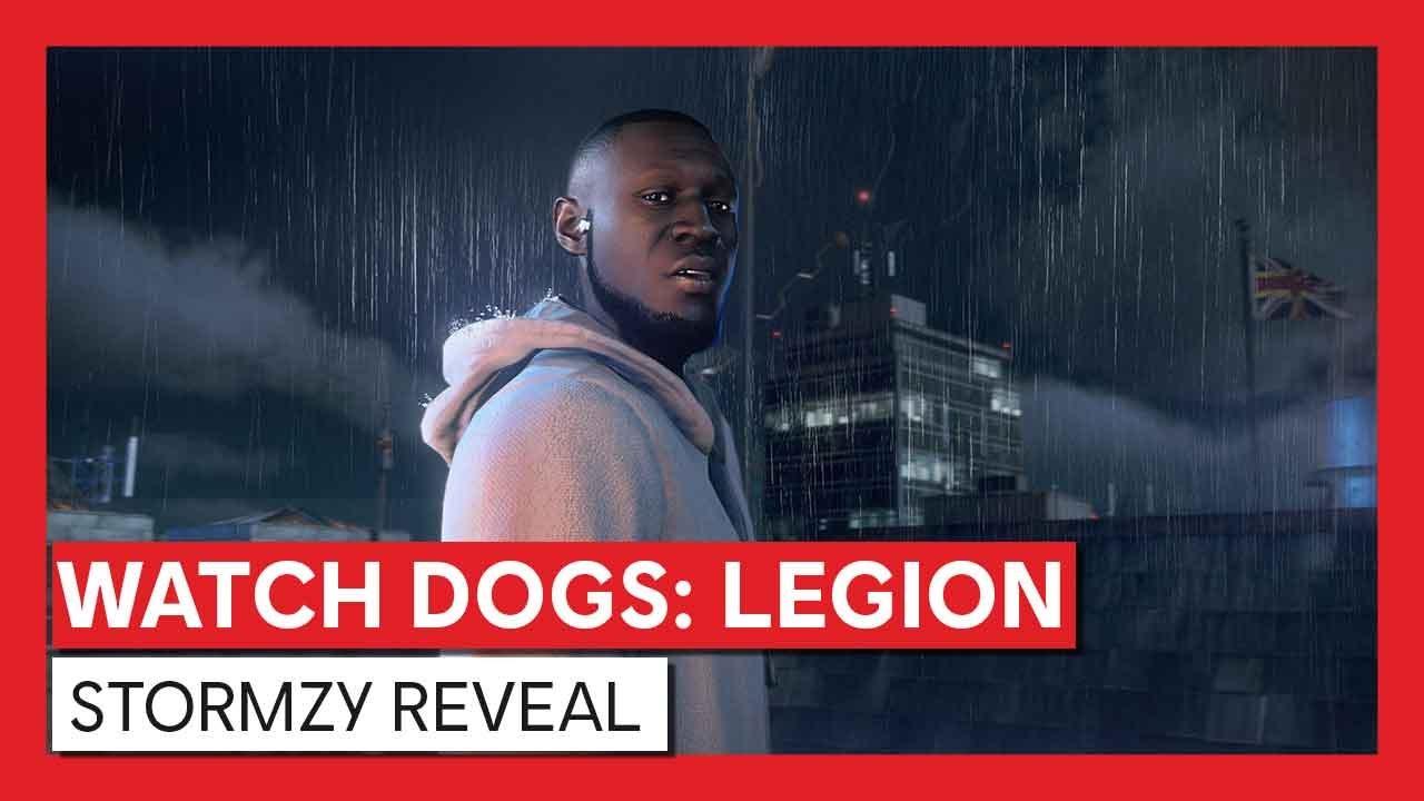 Watch Dogs: Legion x Stormzy Reveal  | Ubisoft