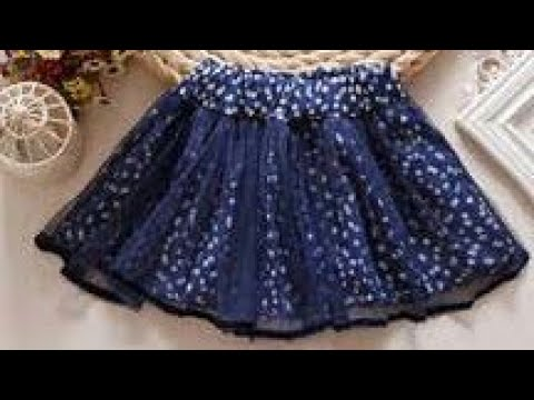 Umbrella skirt cutting and stitching