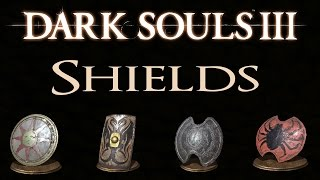 Dark Souls 3 All Shields Locations Guide