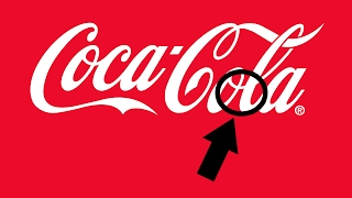 Repeat youtube video 10 Hidden Messages In Famous Logos