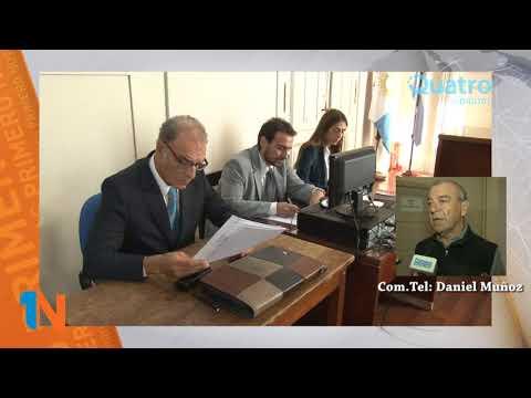 Com. Tel: Juez de Control Daniel Muñoz - Declaran nula la pesquisa de Miralles