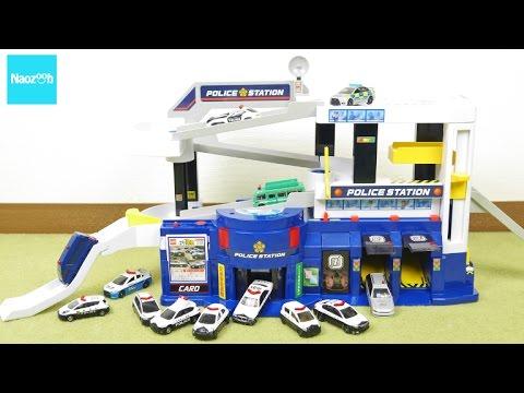 DX   Tomica, Tomica Police Station