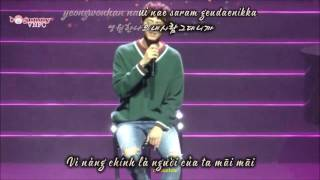 [Vietsub + Kara][Live Fanmeeting in Malaysia] Park Bo Gum - My Person (내 사람)