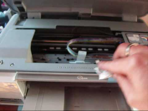 how to get hp photosmart printer to work