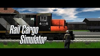 Rail Cargo Simulator | Simulation Game | Trailer