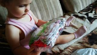 Видео-отчет о получении подарочного сертификата / ТМ