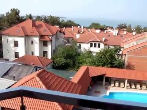 Геленджик Отель Европа, Луначарского, 125