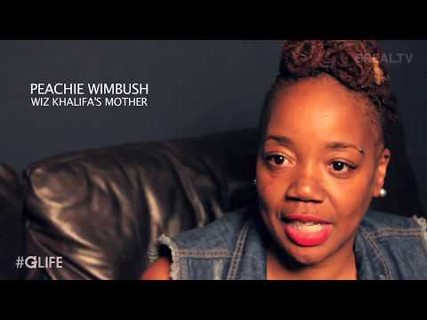 Wiz Khalifa's mom Peachie Wimbush -  #GLife