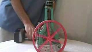 Ed Bertschy's Paper Model Steam Engine