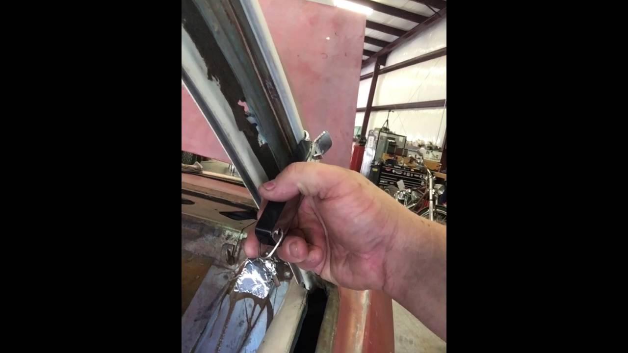 Drip Rail Trim Removal Made Easy Youtube