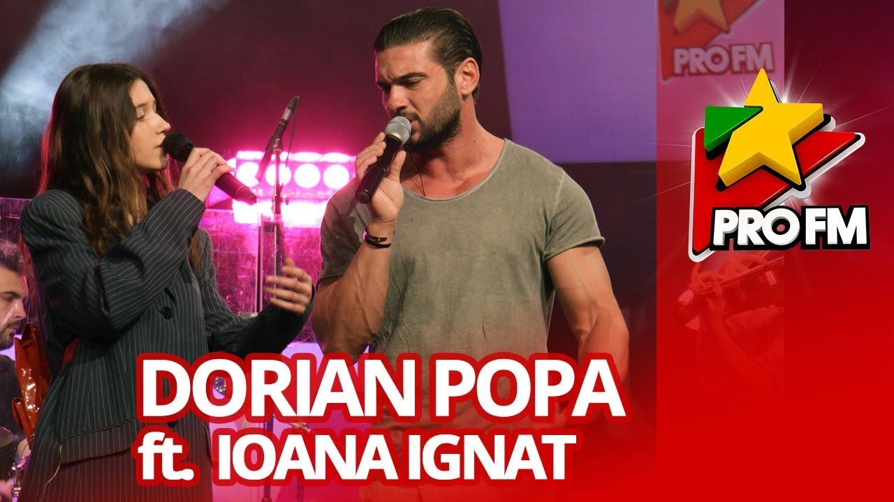 Dorian Popa feat. Ioana Ignat - Cand lumea e rea   ProFM LIVE Session