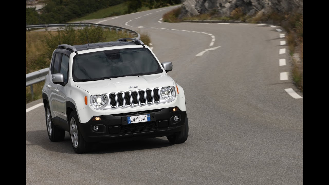 jeep renegade limited youtube. Black Bedroom Furniture Sets. Home Design Ideas
