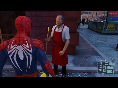 SpiderMan/ Bad SpiderMan cosplay