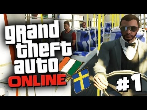 GTA 5 Online - Montage #1 The Good, The Bad and The Irish.