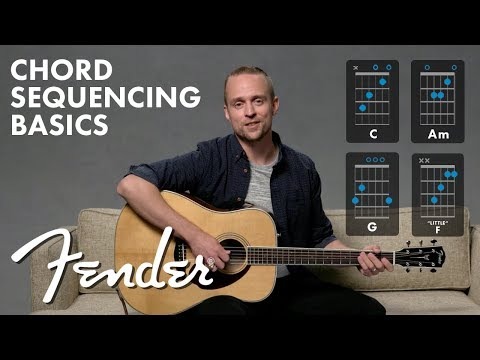 The Basics Of Chord Sequencing | Fender Play™ | Fender