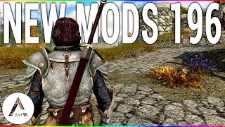 5 BRAND NEW Console Mods 196 - Skyrim Special Edition (PS4/XB1/PC)